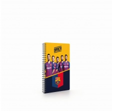 Twin wire blok A5 Soft FC Barcelona